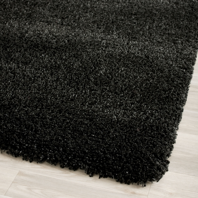 Black Shag Rug Safavieh California Shag Black Area Rug SG151 Pictures 65