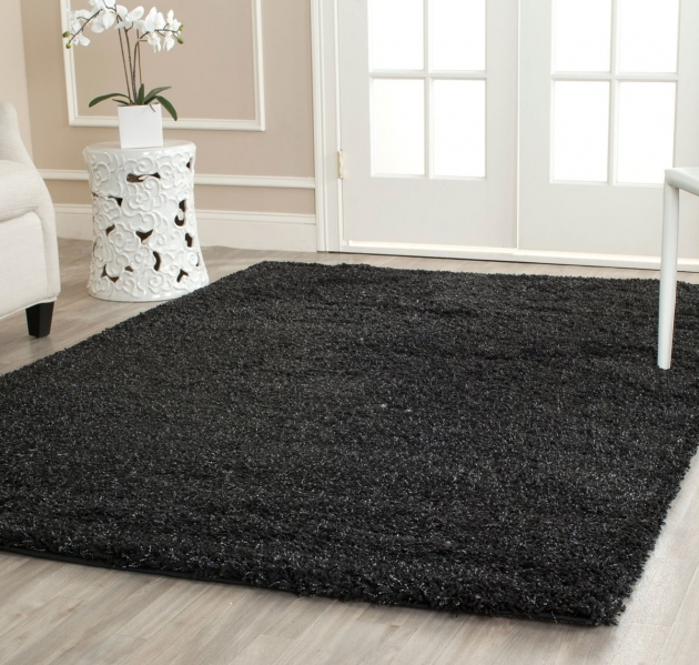 Black Shag Rug Thick Pile California Shags Safavieh Pics 54