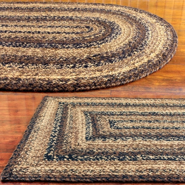 Braided Area Rugs Interior And Decor Fantastic Braided Rug For Floorings Pics 17