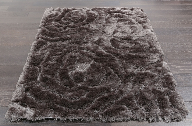 Gray Shag Rug Rose Style Beautiful Gray Shag 4x6 Rug Picture 56