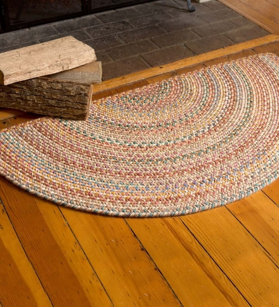 Oval Braided Rugs And Stair Treads Plow Photo 01