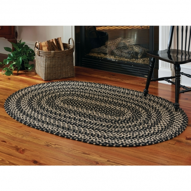 Oval Braided Rugs PKD 378 438 Kendrick Oval Braided Rug 48x72 LRG Pictures 24