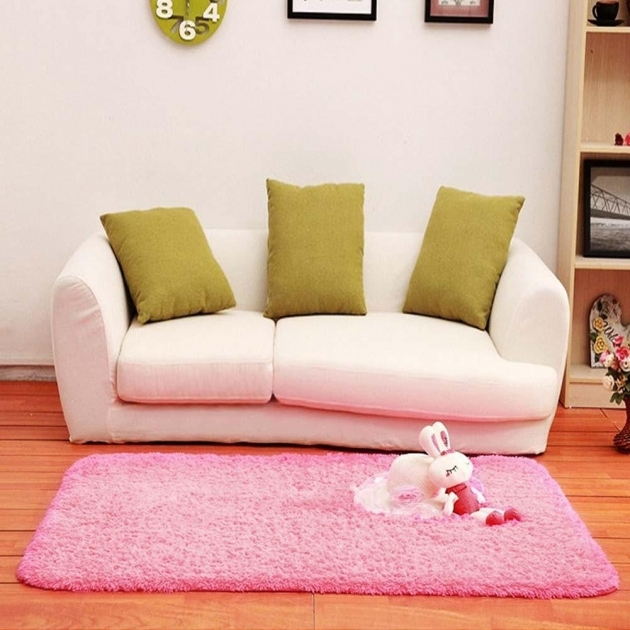 Pink Shag Rug New Fluffy Anti Skiding Shaggy Area Rug Images 79