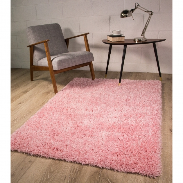 Pink Shag Rug Ontario Baby Pink Room  Pic 66