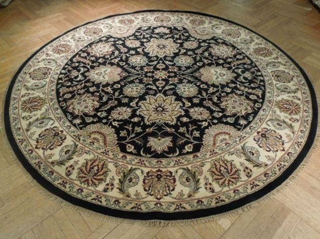 Round Area Rugs Contemporary Ideas Image 40
