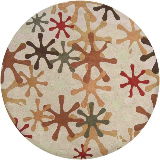 Round Area Rugs Home Decor Pic 91