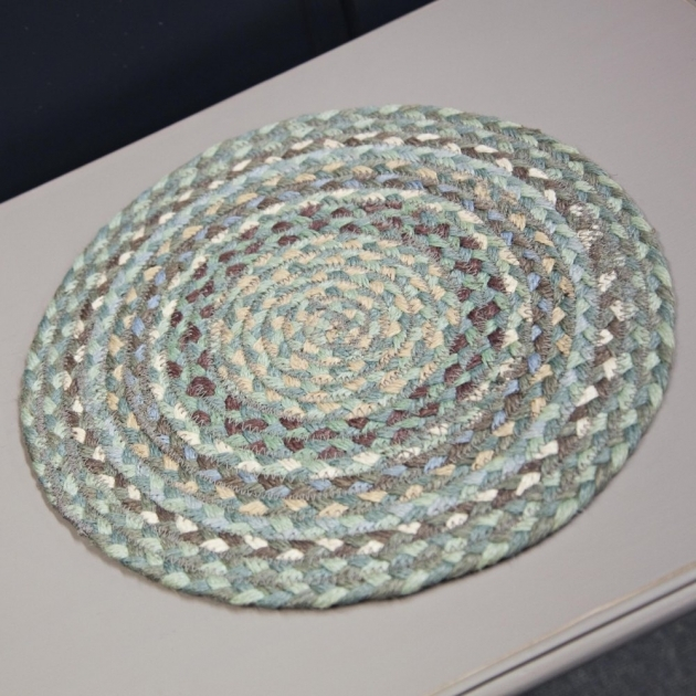 Round Braided Rugs Company Placemats Pictures 14