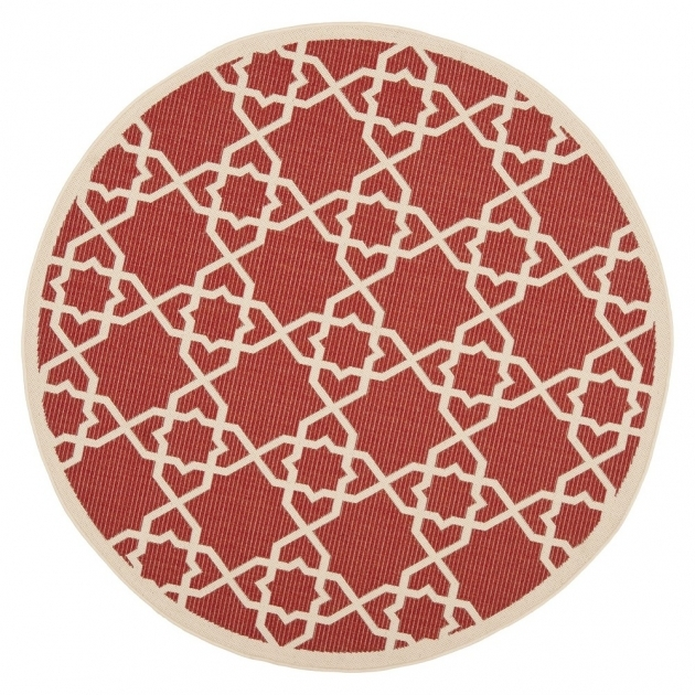 Round Outdoor Rugs Safavieh Belfast Sheepskin Rug Costco Red Beige Round Red Images 69