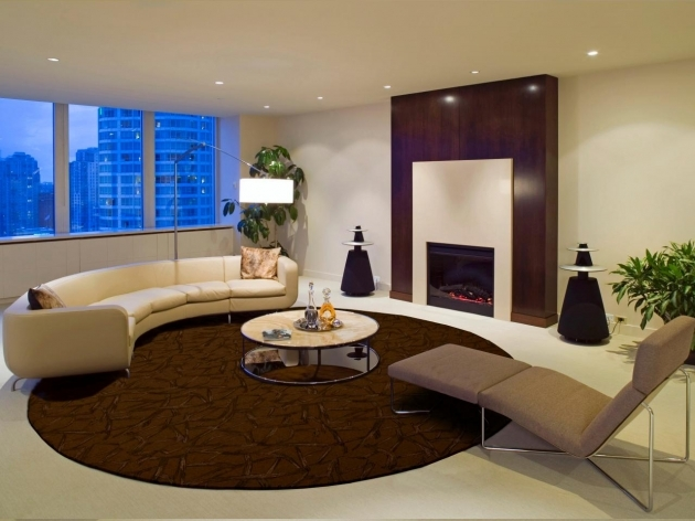 Rugs For Living Room Malene B Round Brown Rug Choosing The Best Area Rug For Your Space Interior Design Images 42