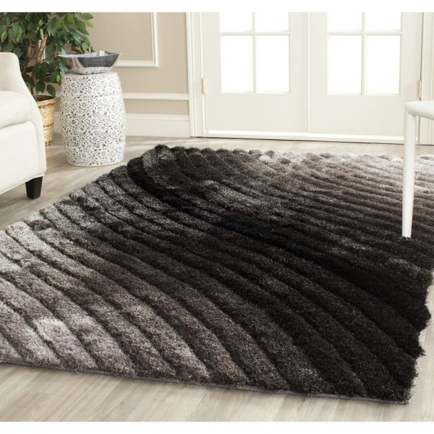 Shag Area Rugs Safavieh Hand Tufted Silken Silver 3d Shag Area Rugs Sg552c Ebay Photos 56