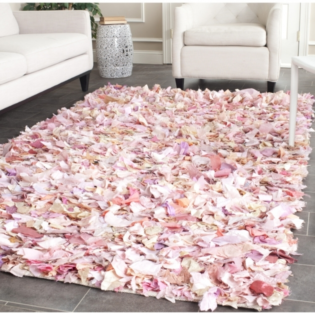 Shag Area Rugs Safavieh Shag Hand Woven Chic Pink Area Rugs Sg951p Photos 47