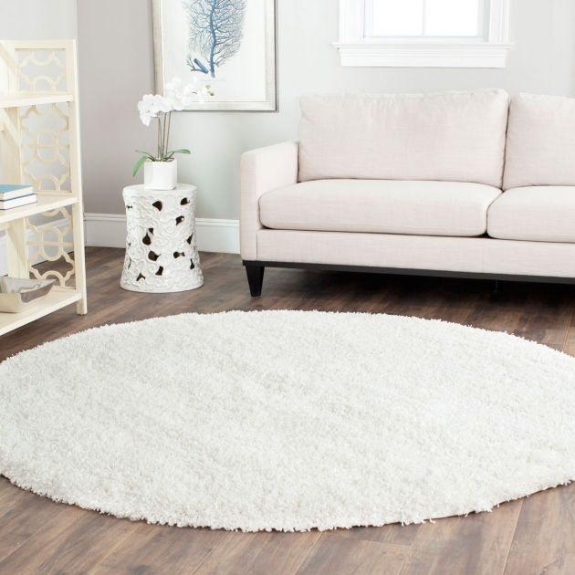 White Shag Rug Plush California Shag Collection Safavieh Photo 77