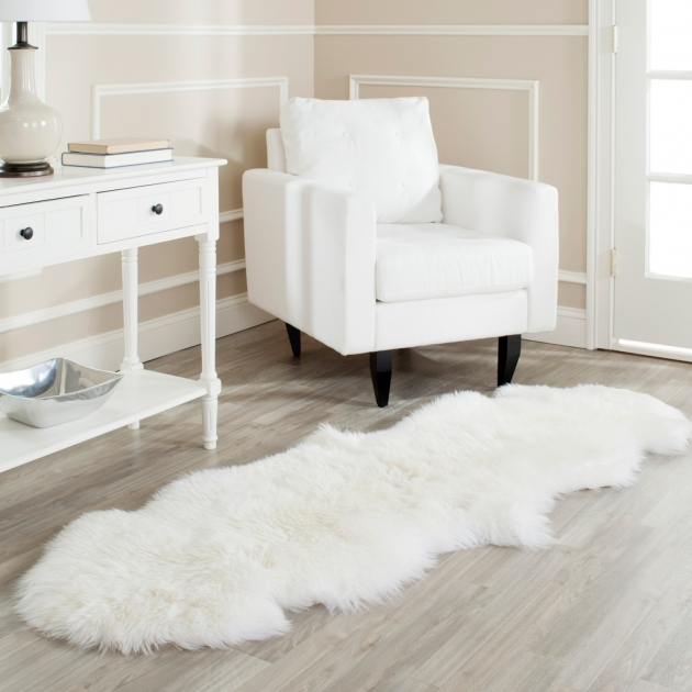 White Shag Rug Plush Rug Shaggy White Rugs Images 23
