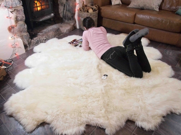 Faux Sheepskin Rug Decor Flooring Faux Sheepskin Rug Faux Fur Throw Rug Pic 17