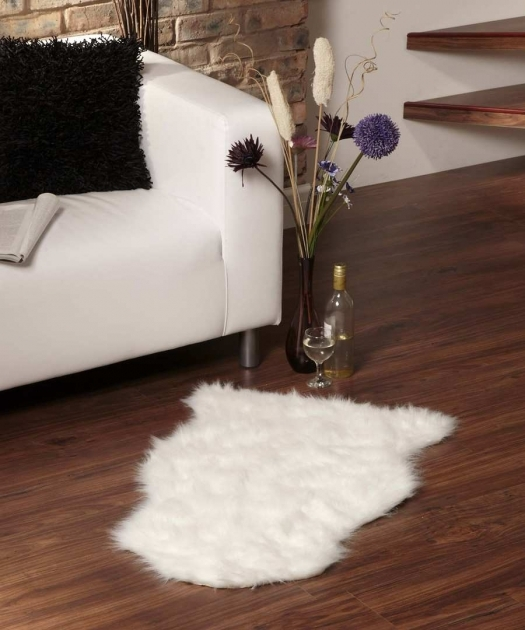 Faux Sheepskin Rug Ikea Faux Fur Rug Ideas Photos 47