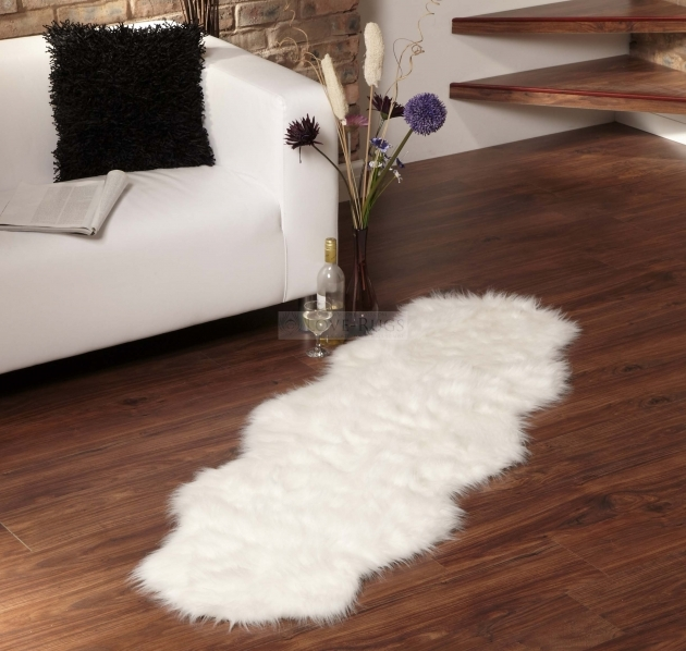 Faux Sheepskin Rug Ikea White Fur Pic 57
