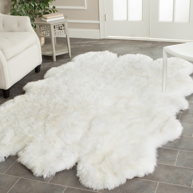 Faux Sheepskin Rug White Ikea Sheep Skin Rug Washable Photo 73