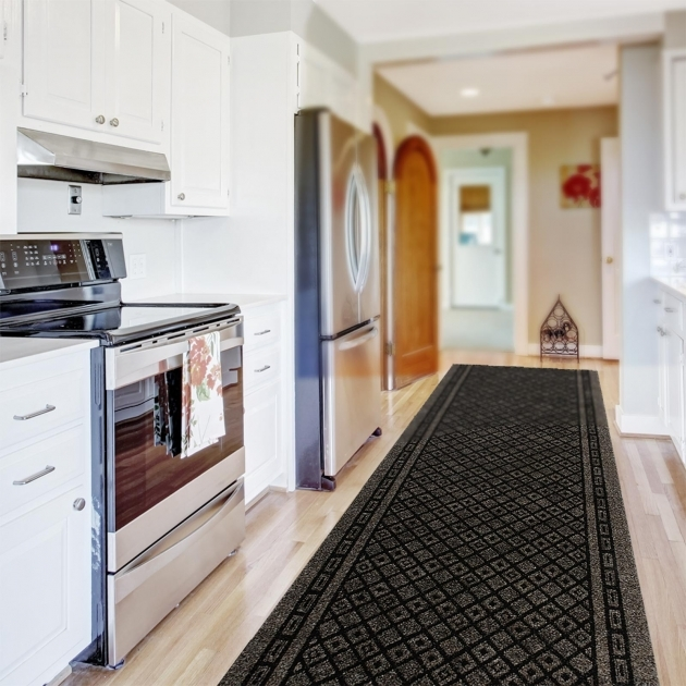 Kitchen Runner Rugs Black Pictures 99