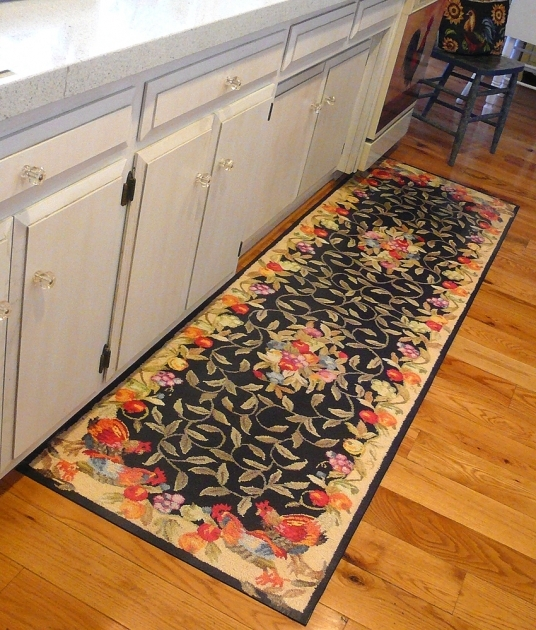 Kitchen Runner Rugs For Elegant Kitchen Pictures 79
