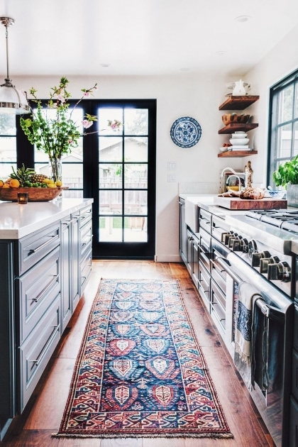 Kitchen Runner Rugs Ideas Pics 62