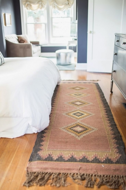 Long Runner Rugs Ideas Bedroom Images 63