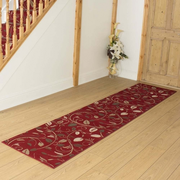 Long Runner Rugs Scroll Red Hallway Carpet Runner Rug Mat Hall Carpet Runners Extra Long Uk Pictures 53