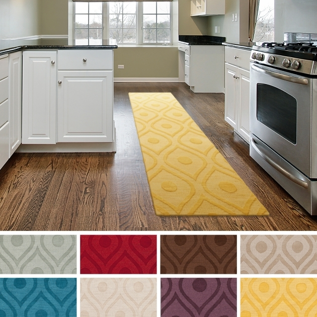 Long Runner Rugs Yellow Photos 16