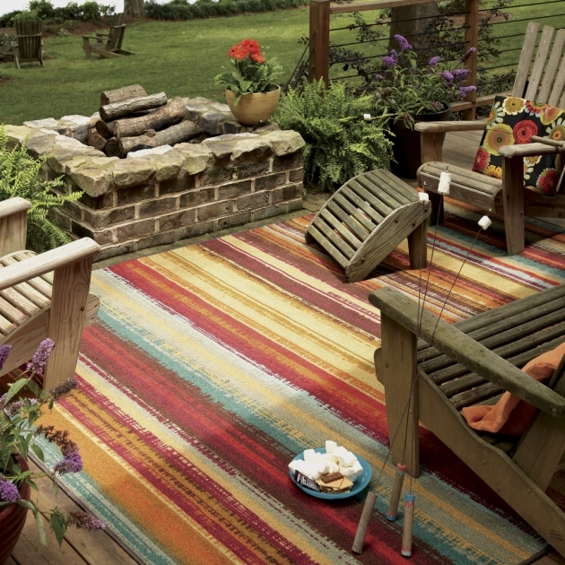 Outdoor Patio Rugs Large Ideas Picture 29