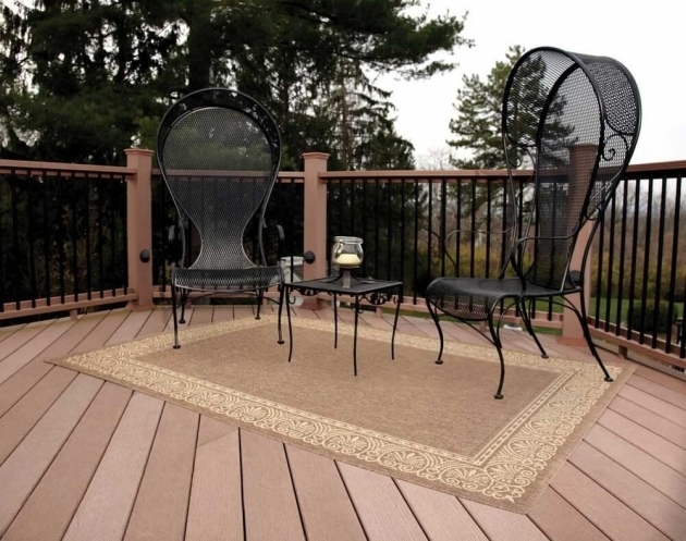 Outdoor Rugs For Patios Design With Black Metal Patio Furniture Cheap Pictures 39