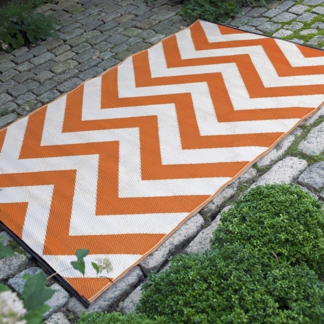 Plastic Outdoor Rugs Modern Laguna Orange Peel And White Lifestyle Photos 35
