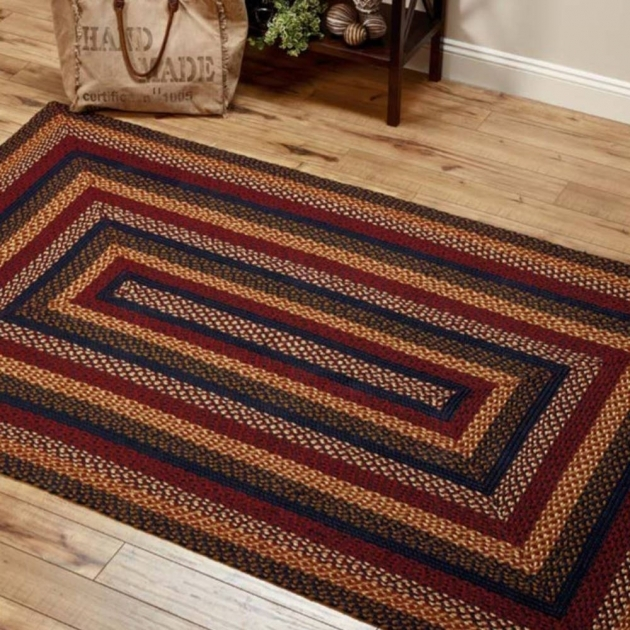 Braided Kitchen Rugs Country Decor Jute Rugs Pictures 00