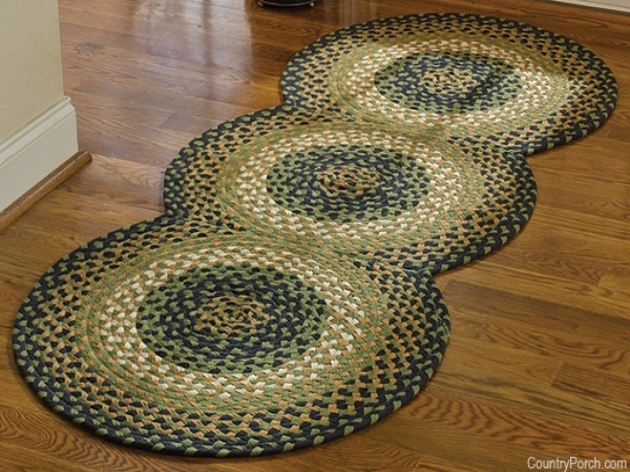 Braided Rug Runners Country Picture 35