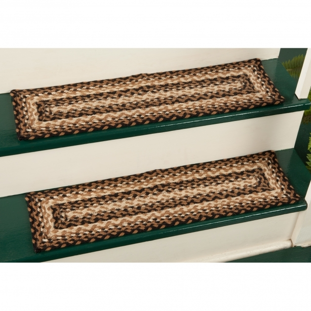 Braided Rug Stair Treads Jute Picture 23