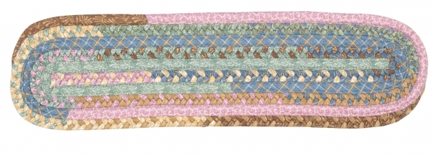 Braided Rug Stair Treads OV19 Dusty Shale Stair Olivera Stair Treads Colonial Mills Images 13