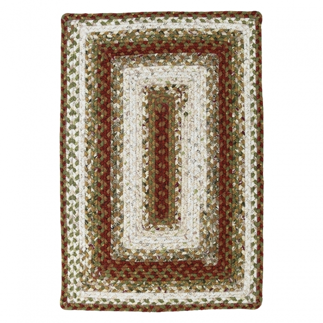 Braided Rugs Clearance Olive Cotton Braided Rugs Country Primitive Decor Rectangle Photos 39