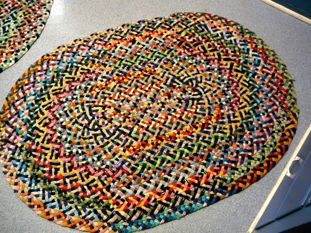 Braided Tshirt Rug Diy Wool Rug Pictures 17