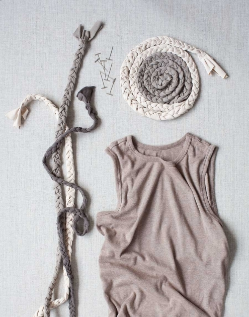 Braided Tshirt Rug Guide Picture 57