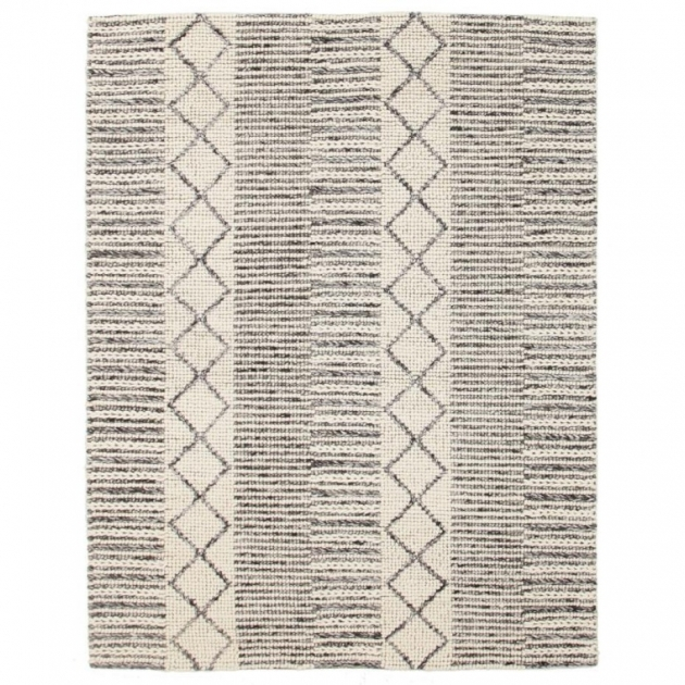 Chunky Braided Wool Rug Casellena Grey Picture 78