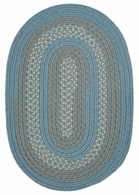 Colonial Mills Blue Braided Rug Georgetown Gt50 Federal Blue Pictures 76