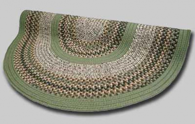 Green Braided Rug Thorndike Mills Beantown Bt 20 Boston Garden Photos 19