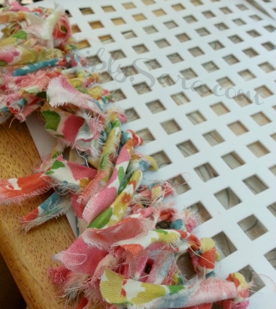 How To Make A Braided Rag Rug Diy Craft Photo 65