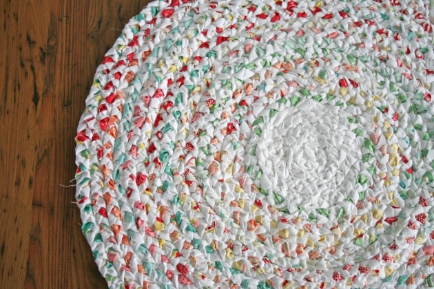 How To Make A Braided Rag Rug Diy Ideas Pics 84