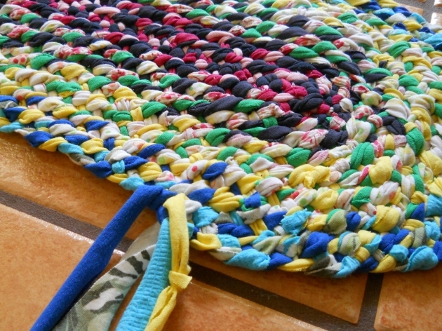 How To Make A Braided Rag Rug Lost Art Of Braid Image 41