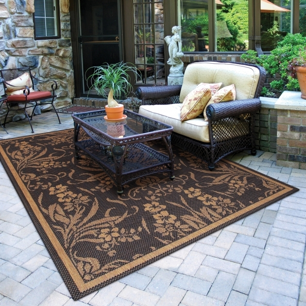 outdoor Area Rugs Clearance Couristan Recife Veranda Images 10
