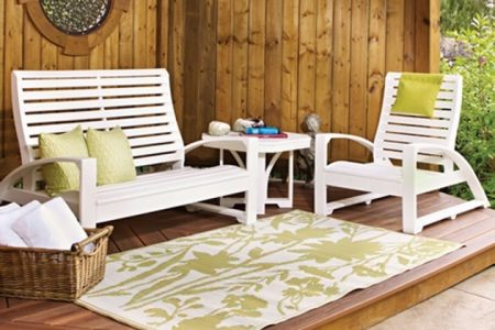 18 Outdoor Area Rugs