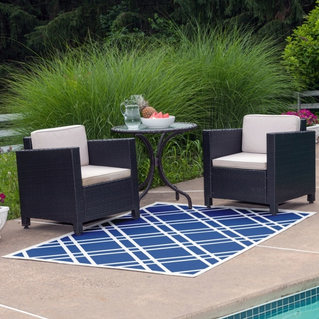 outdoor Area Rugs Lowes Maverick Royal Blue Photo 67