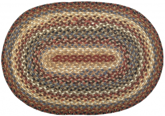 Primitive Braided Rugs Hsd Biscotti Oval Cotton Braided Rug Images 71