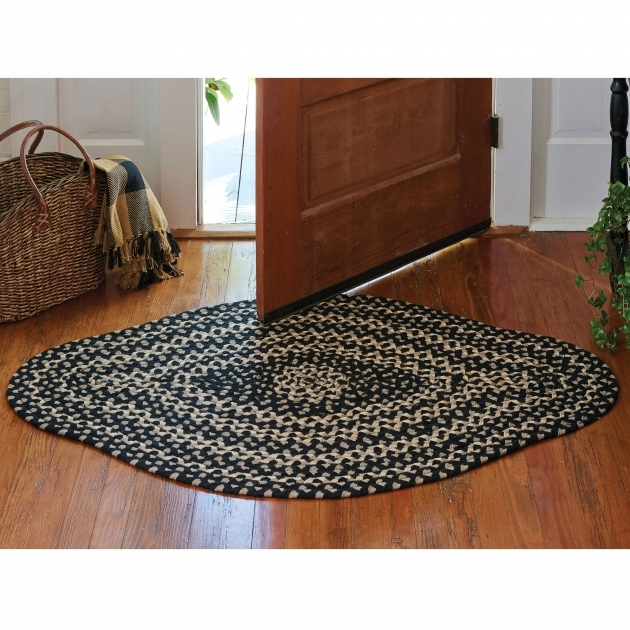 Primitive Braided Rugs Kendrick Diamond Braided Rug 36x56 Pictures 28