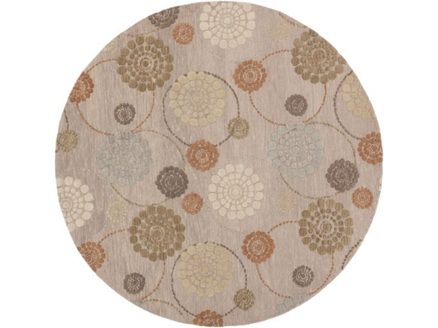 Round Cranberry Rug Surya Rugs Floor Coverings Dream 839dst1167 8rd Bears Picture 91