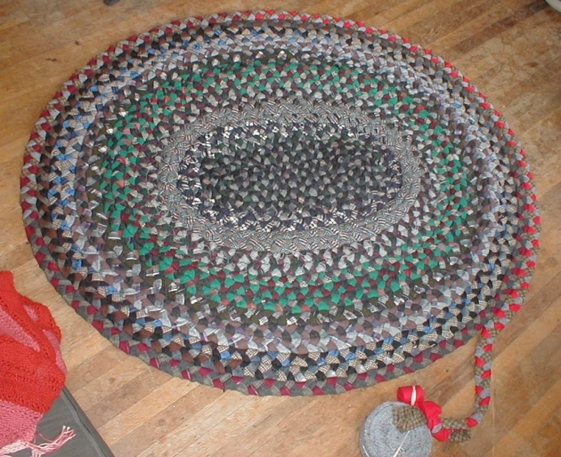 Stroud Braided Rugs Diy Round Braided Rug For Floor Decor Ideas Pic 29